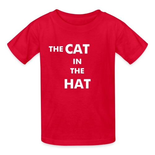THE CAT in the HAT T-Shirt - Kids' T-Shirt