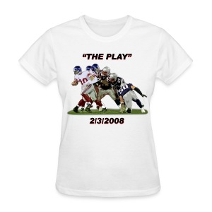 THE PLAY Womens T-Shirt - Women's T-Shirt