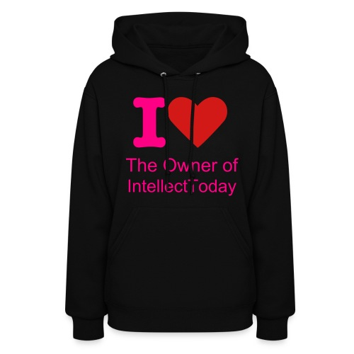 I Heart The Owner - Women's Hoodie