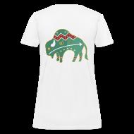 T-Shirts ~ Women's T-Shirt ~ Spirit Buffalo - Large
