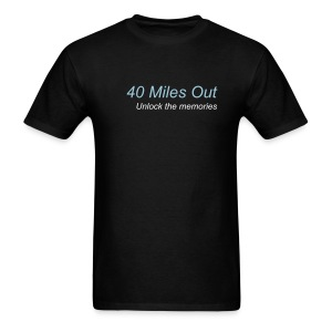 Men's Lightweight cotton T-Shirt - black - Men's T-Shirt