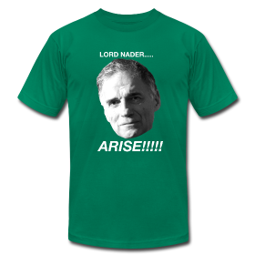 Lord Nader.... ARISE!!! ~ 316