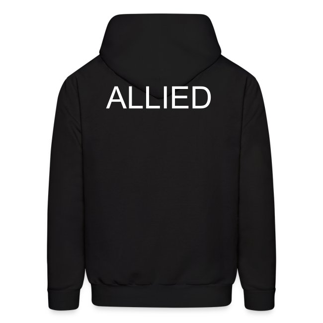 ALLIED COMMAND HOODIE