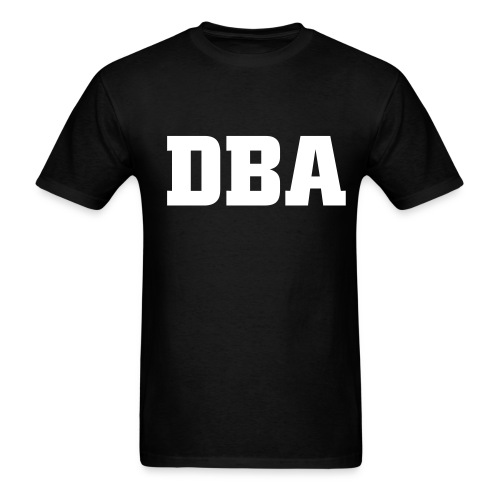 DBA DANCE. SHIRT - Men's T-Shirt