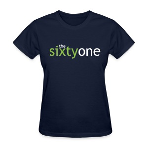 thesixtyone lady's tee - Women's T-Shirt
