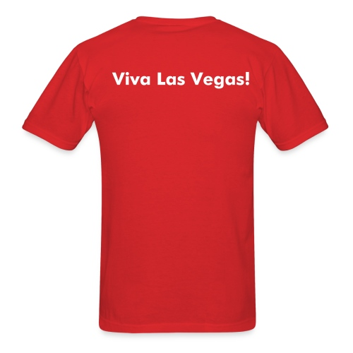 NEW! Mens Vegas Shirt - Men's T-Shirt