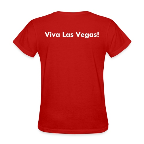NEW! Womens Vegas Shirt - Women's T-Shirt