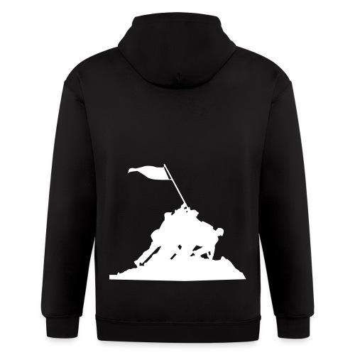 America - Men's Zip Hoodie