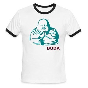 buda - Men's Ringer T-Shirt