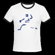T-Shirts ~ Men's Ringer T-Shirt ~ Santana Ringer