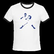T-Shirts ~ Men's Ringer T-Shirt ~ Pedro Ringer