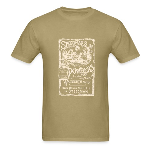 Steedman's Powders (Various Colours) - Men's T-Shirt