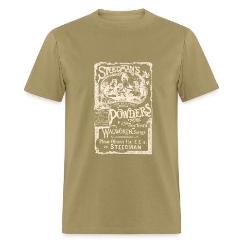Steedman's Powders (Various Colours) - Men's T-Shirt