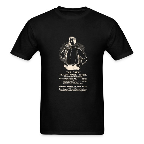 Rex Tailored Shirt (Various Colours) - Men's T-Shirt