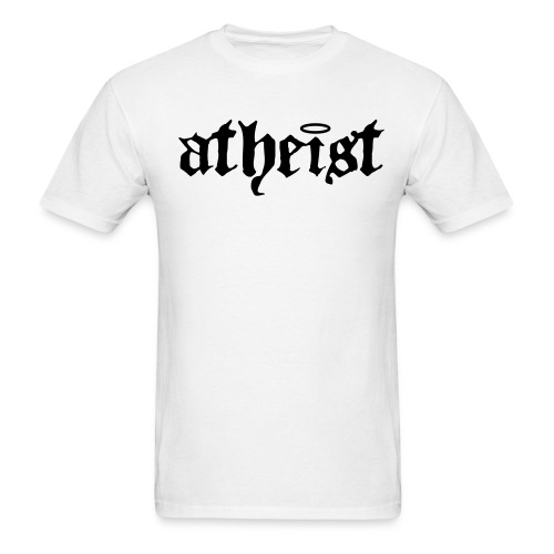 Atheist - Men's T-Shirt