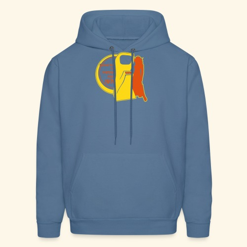 Addicted to gaming since 1971 - Men's Hoodie
