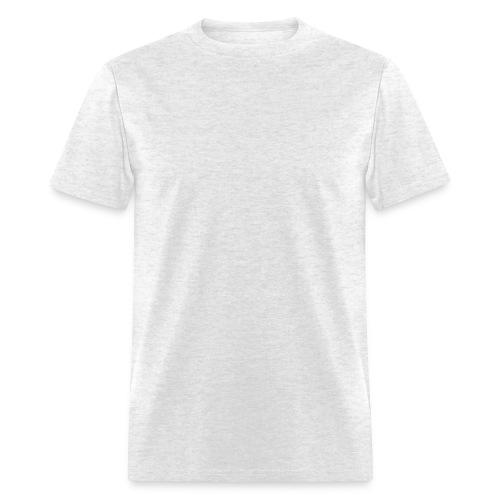 Plain Grey - Men's T-Shirt