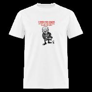 T-Shirts ~ Men's T-Shirt ~ I Voted For Obama