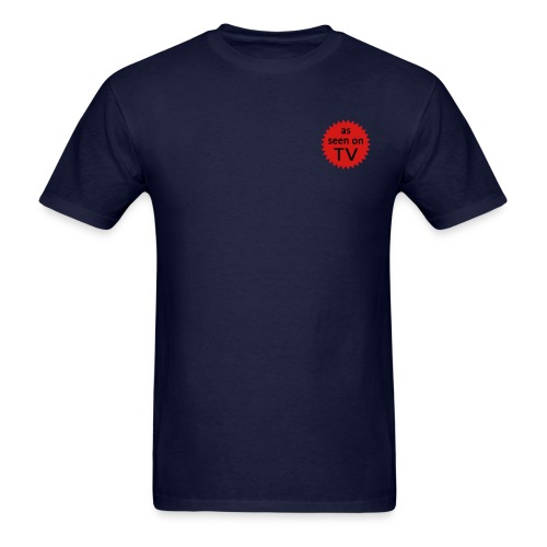 As seen on TV Tee - Men's T-Shirt