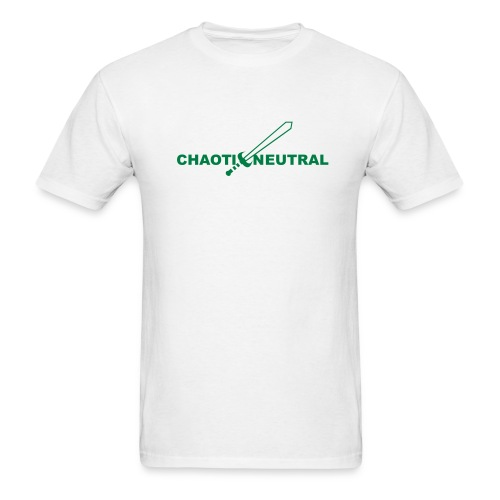 Chaotic Neutral - Men's T-Shirt