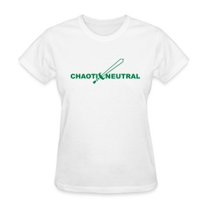 Chaotic Neutral - Women's T-Shirt