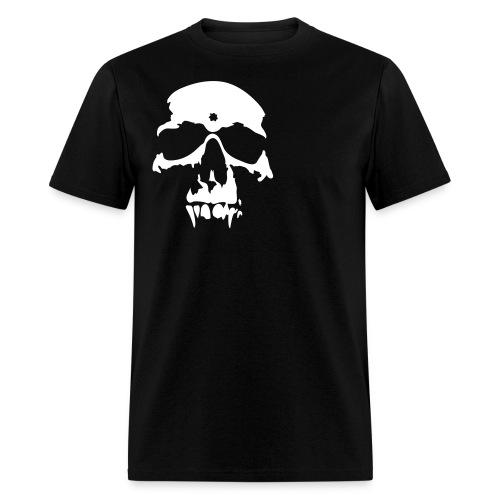 Taken to the grave. - Men's T-Shirt