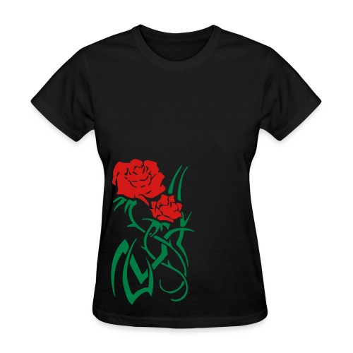 Caress. - Women's T-Shirt
