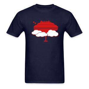 Cloud City - Men's T-Shirt