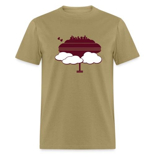 Cloud City - Men's T-Shirt