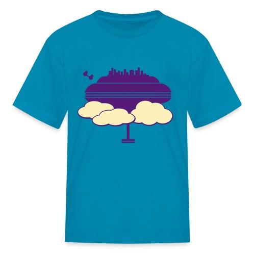 Cloud City - Kids' T-Shirt