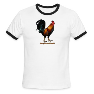 Have You Seen This Cock? - Men's Ringer T-Shirt