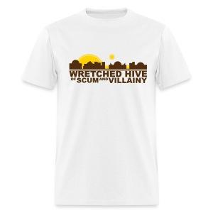 Wretched Hive - Men's T-Shirt
