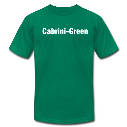 Cabrini-Green - Men's Fine Jersey T-Shirt