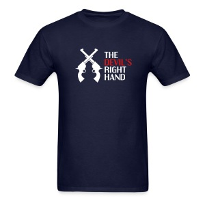 The Devil's Right Hand - Men's T-Shirt