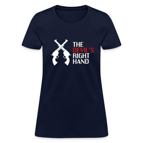 The Devil's Right Hand - Women's T-Shirt