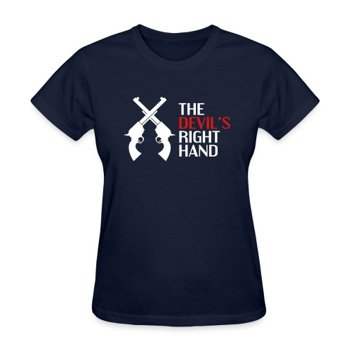The Devil's Right Hand - Women's T-Shirt