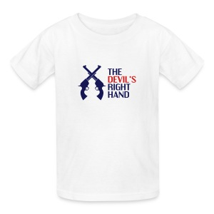 The Devil's Right Hand - Kids' T-Shirt