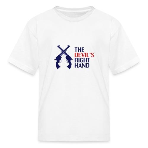 The Devil's Right Hand - Kids' T-Shirt