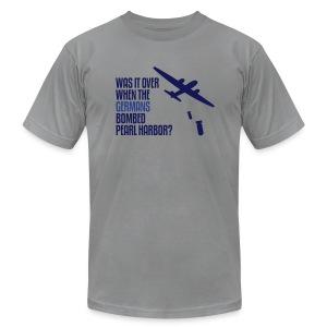 Was It Over... - Men's Fine Jersey T-Shirt
