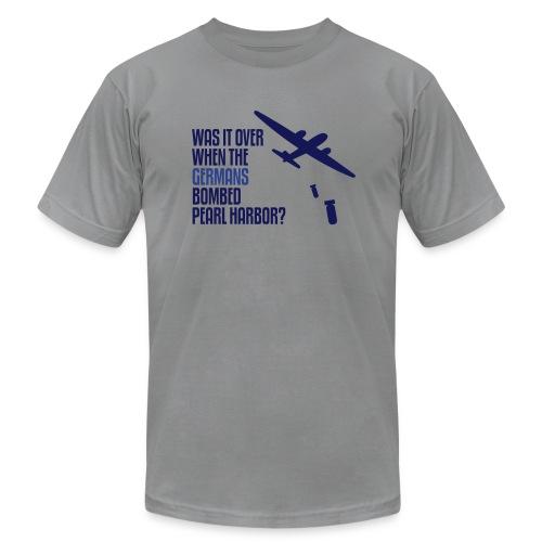 Was It Over... - Men's  Jersey T-Shirt
