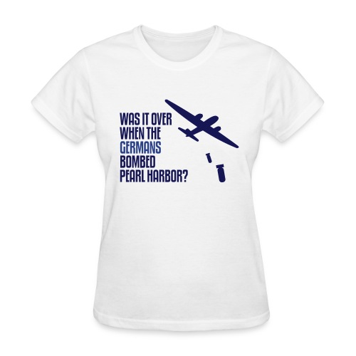Was It Over... - Women's T-Shirt