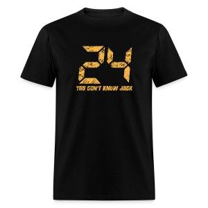 YOU DON'T KNOW JACK T-Shirt - Men's T-Shirt
