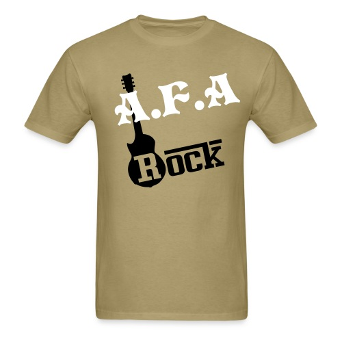 AFA ROCK - Men's T-Shirt