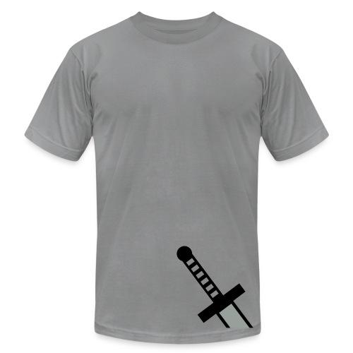 Sword Hilt - Men's Fine Jersey T-Shirt
