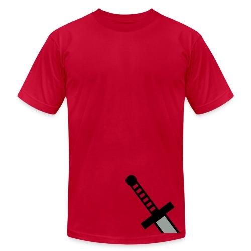 Sword Hilt - Men's  Jersey T-Shirt