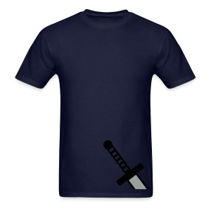 Sword Hilt - Men's T-Shirt