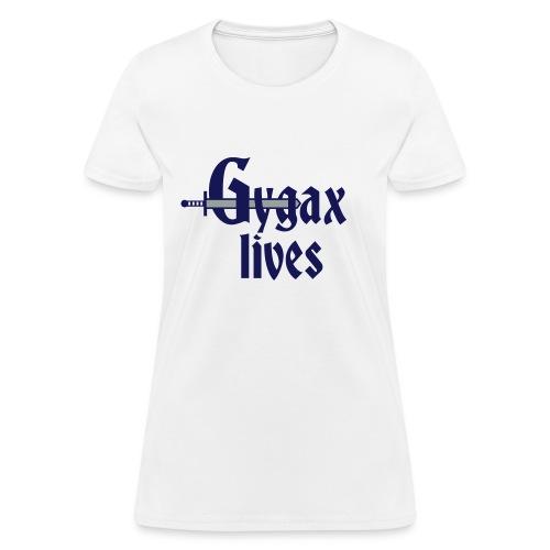 Gygax Lives - Women's T-Shirt