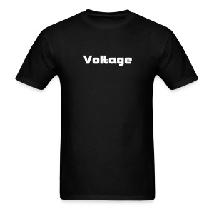 Voltage Black - Men's T-Shirt