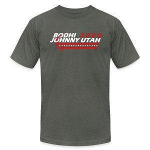 Bodhi - Johnny Utah 2008 - Men's T-Shirt by American Apparel