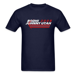 Bodhi - Johnny Utah 2008 - Men's T-Shirt